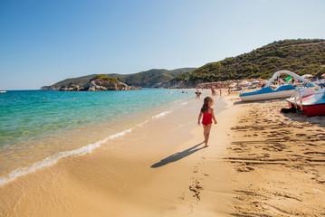 Summer Travel Beach Child
