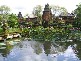 Bali. Templo hindu en la isla de Bali,Indonesia