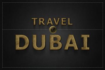 Dubai, United Arab Emirates. Travel to Dubai.