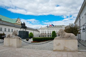 Presidential Palace of Poland