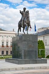 Joseph Poniatowski monument