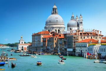 Famous venetian basilica