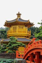 Chi Lin Nunnery and Nan Lian Garden   Hong Kong
