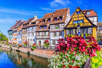 Colmar, Alsace, France.