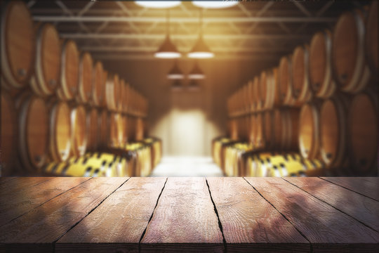 Winery and beverage concept