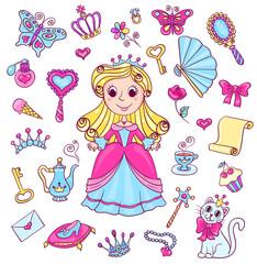 Cute princess set