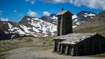 Col de L´Iseran - Kirche