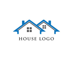 house property logo concept