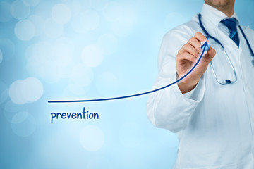 Doctor improve prevention