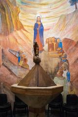 Kirche aus den Dreisiger Jahren in Sardinien