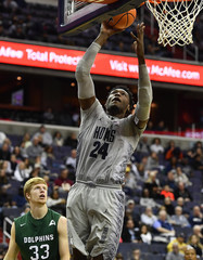 NCAA Basketball: Jacksonville at Georgetown