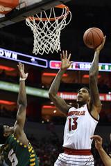 NCAA Basketball: George Mason at Louisville