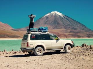 4x4 Sud Lipez - Bolivie