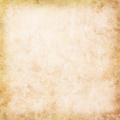 empty old paper parchment vintage background