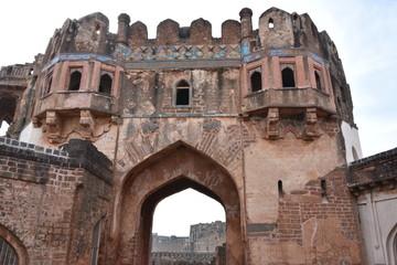 Bidar Fort, Karnataka, India