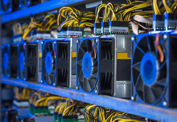 cryptocurrency equipment mining