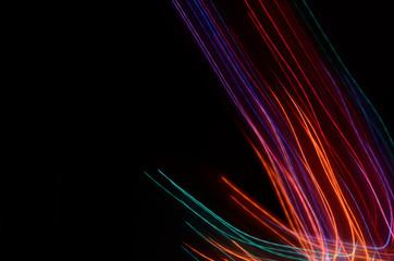 Collisioni atomiche scie fotoni
