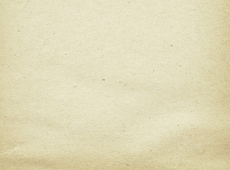 Old vintage recycled paper texture background