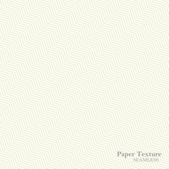 Delicate seamless striped zigzag pattern. Similar to paper, cloth, textile texture