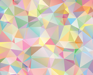 Geometric abstract background. Color. Bright. For your design.