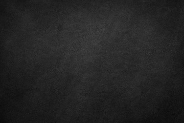 Black leather texture background, Leather  background.