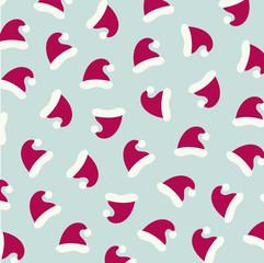 Weihnachtsmützen pattern