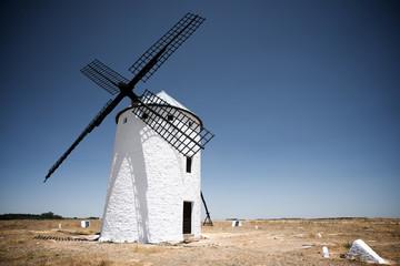 The mills of Don Quixote.