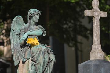 Grabdenkmal auf dem Alten Südfriedhof | München