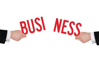 concorrenti che troncano il business