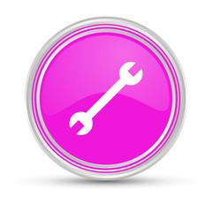 Pinker Button - Schraubenschlüssel - Editieren