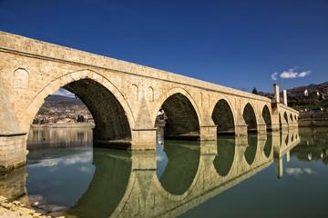 Mehmed Pasa Sokolovic Bridge in Visegrad