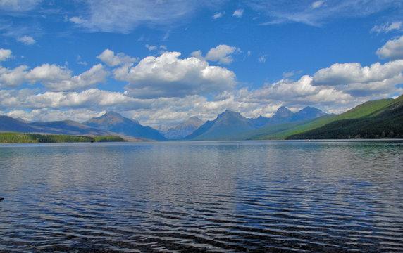 Whitefish Lake, Montana