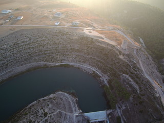Meandro del júcar en Alarcón (Cuenca)