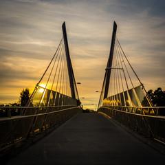 Delta Ponds Bridge 2