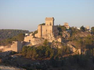 Alarcon,pueblo de interes turistico en Cuenca, Castilla La Mancha, España