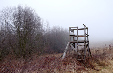 Hunting high watchtower