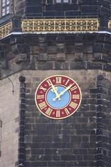 Dresden amasing Hausmannsturm tower - Germany