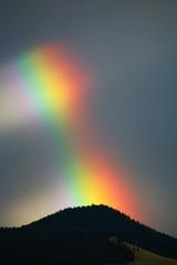 Rainbow at Eagle's Nest
