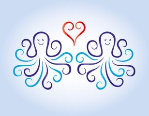 Kraken in love