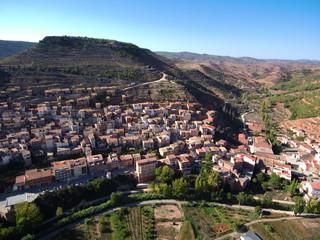 Ademuz, pueblo de Valencia ( España)