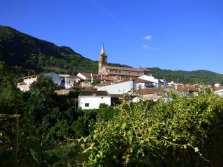 Alájar es un municipio español de la provincia de Huelva, Andalucía. Da nombre al puerto de montaña más alto de la provincia de Huelva, con 837 metros de altitud,