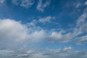Clouds Olympia Washington