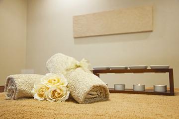 エステ サロン マッサージ ベッドルームのイメージ