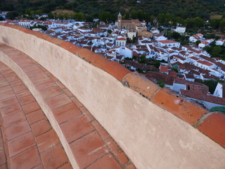 Almonaster la Real es un municipio español de la provincia de Huelva, Andalucía