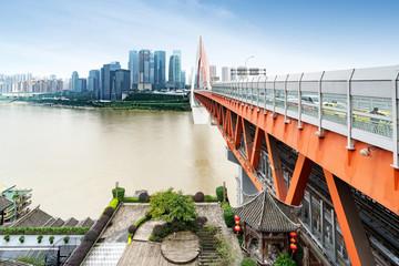 China Chongqing dimensional traffic