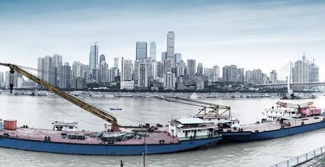 Chongqing city landscape