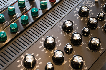 Audio Equalizer and Audio Compressor