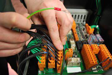 Montando circuitos