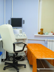 Ultrasound medical equipment