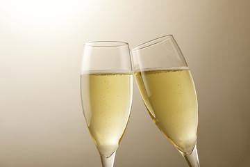 Fototapete - シャンパン Champagne